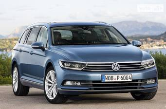 Volkswagen Passat В8 2.0D DSG (150 л.с.) 2017