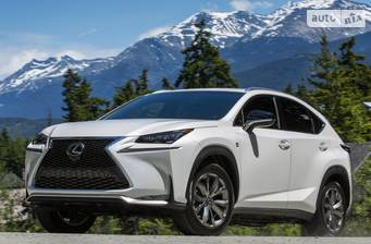 Lexus NX 300 AT (238 л.с.) AWD 2018