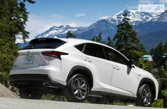 Lexus NX 200t AT (235 л.с.) AWD 2018
