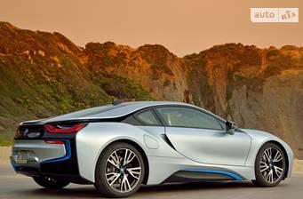 BMW I8 1.5 АT (231 л.с.) 2018
