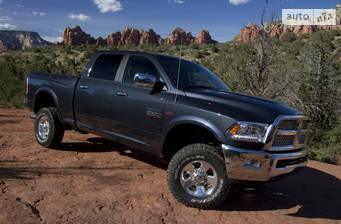 Dodge RAM 2500 6.7D AT 2018