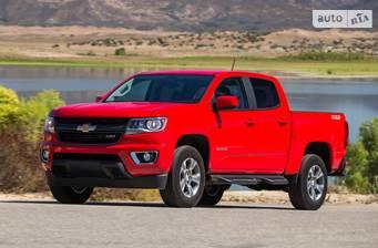 Chevrolet Colorado 2.5 АТ (200 л.с.) 4WD 2018