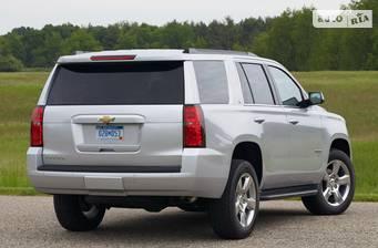 Chevrolet Tahoe 5.3 АТ (355 л.с.) 2018