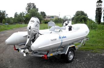 Кияшко 46PL1106RIB Лафет для лодки RIB до 4,3 м 2019