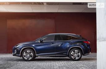 Lexus RX New 350 AT (295 л.с.) AWD 2018