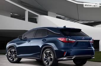 Lexus RX New 350 AT (295 л.с.) AWD 2018
