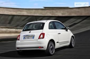 Fiat 500 New 1.2 AT (69 л.с.) 2017