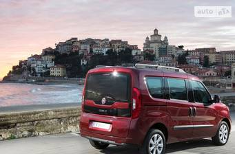 Fiat Doblo пасс. New Maxi 1.6D MT (105 л.с.) 2018