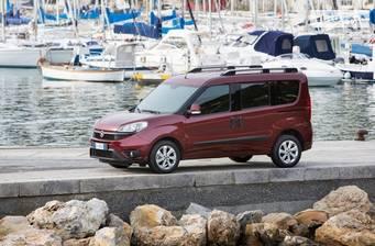 Fiat Doblo Panorama New 1.4 MT (95 л.с.) 2018