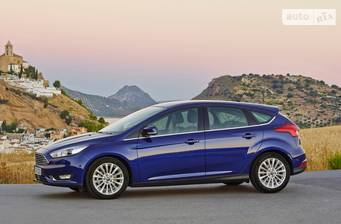 Ford Focus 1.5D MT (120 л.с.) 2018