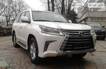 Lexus LX 450d AT (272 л.с.) 2018