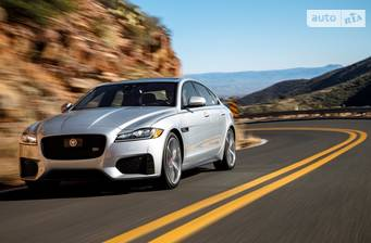 Jaguar XF 2.0 AT (250 л.с.) 2018
