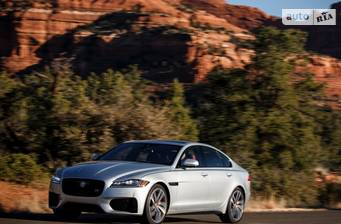 Jaguar XF 2.0 AT (250 л.с.) 2019