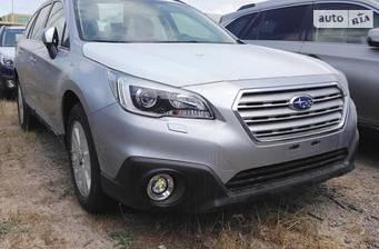 Subaru Outback 2.0D CVT (150 л.с.) 4WD 2017