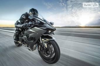 Kawasaki Ninja H2R 2017