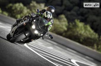 Kawasaki ZZR 1400 ABS 2017