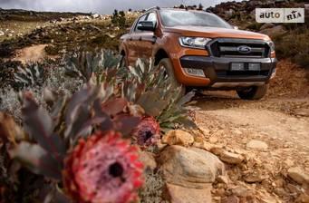 Ford Ranger 2.2D МТ (160 л.с.) 4WD (Удлиненная кабина) 2017