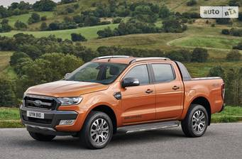 Ford Ranger 2.2D МТ (160 л.с.) 4WD (Двойная кабина) 2017