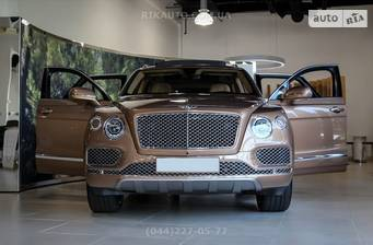 Bentley Bentayga 6.0 TSI АТ (610 л.с.) AWD 2018