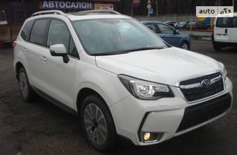 Subaru Forester 2.0D АТ (150 л.с.) 2018