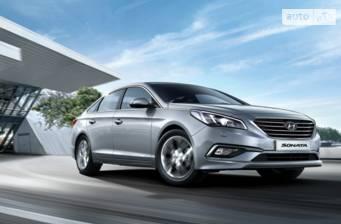 Hyundai Sonata New 2.0 MPI АT (154 л.с.) 2017