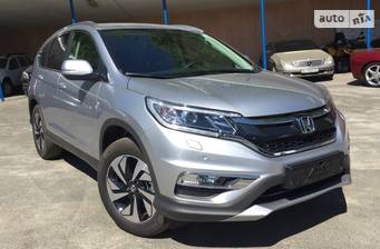 Honda CR-V 1.6D AT (160 л.с.) 2019