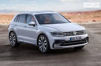 Volkswagen Tiguan New 2.0 TDI АT (190 л.с.) 4Мotion 2018