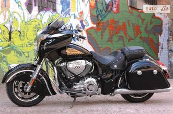 Indian Chieftain 1800 2017