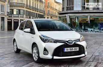 Toyota Yaris 1.0 VVT-i MT (69 л.с.) 2018