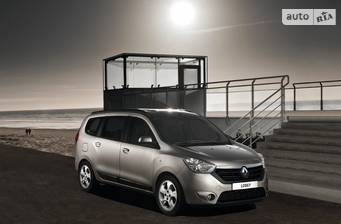 Renault Lodgy 1.5D МТ (90 л.с.) 7s 2018
