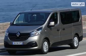 Renault Trafic пасс. 1.6D MT (115 л.с.) L2H1 2019