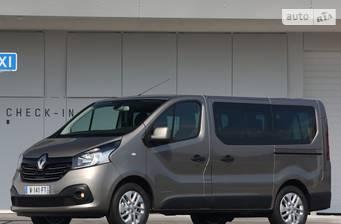 Renault Trafic пасс. 1.6D MT (140 л.с.) L2H1 2019