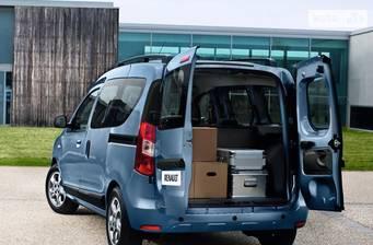Renault Dokker пасс. 1.5D МТ (90 л.с.) 2019