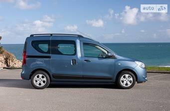 Renault Dokker пасс. 1.6 МТ (84 л.с.) 2019