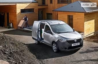 Renault Dokker груз. 1.6 MT (84 л.с.) 2019