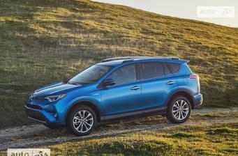 Toyota Rav 4 New 2.0 MT (146 л.с.) 4WD 2018
