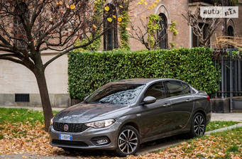 Fiat Tipo 1.3D МТ (95 л.с.) 2018