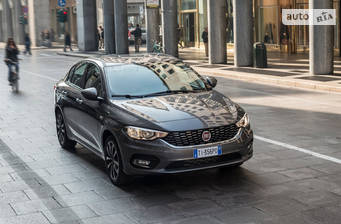 Fiat Tipo 1.3D МТ (95 л.с.) 2017