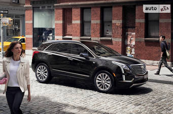 Cadillac XT5 3.6 AT (310 л.с.) 2018
