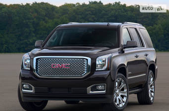 GMC Yukon 5.3i AT (355 л.с.) AWD 2018
