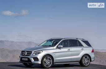Mercedes-Benz GLE-Class Mercedes-AMG GLE SUV 63 AT (557 л.с.) 4Matic  2018