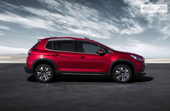 Peugeot 2008 PureTech 1.2 MT (82 л.с.) 2019