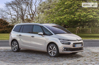 Citroen Grand C4 Picasso 1.5 BlueHDi AT (130 л.с.) Start/Stop 2019