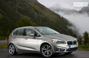 BMW 2 Series  Active Tourer 225i AT (231 л.с.) xDrive 2017