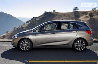 BMW 2 Series  Active Tourer 220d MT (190 л.с.) 2017