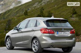 BMW 2 Series  Active Tourer 220d AT (190 л.с.) xDrive 2017