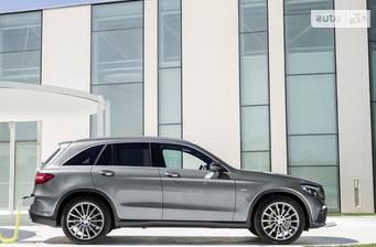 Mercedes-Benz GLC-Class GLC 350d AT (258 л.с.) 4Matic 2018