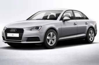 Audi A4 2.0 TDI S-tronic (190 л.с.) 2018