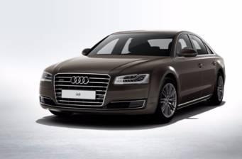 Audi A8 3.0 TDI Tip-tronic (262 л.с.) Quattro 2017