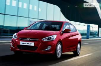 Hyundai Accent 1.6D AТ (136 л.с.) 2018